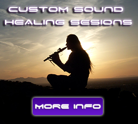 Custom Sound Healing Sessions By Standswithbear