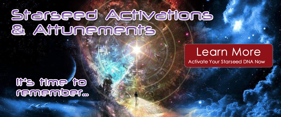 Starseed Activations & Attunements